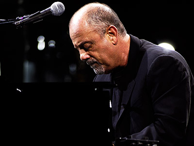 Billy Joel | BILLY JOEL'S ''PIANO MAN'' '''Piano Man,' without a doubt. Last summer I saw Billy Joel and Elton John perform at Citizens Bank Park in Philly…