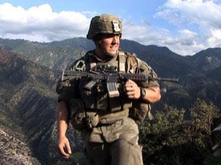 Restrepo | MAN OF WAR Specialist Kyle Steiner in Restrepo
