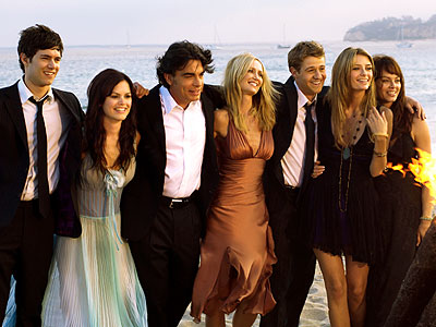 The O.C., Adam Brody, ... | THE OC PREMIERED August 5, 2003 Josh Schwartz's teen drama introduced audiences to Orange County, Calif., the affluent region that would soon spawn plenty of…