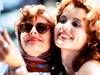 Thelma & Louise, Geena Davis, ... | We were spellbound as these friends struck out on their own only to spiral out of control together — swapping roles while egging each other…