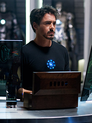 Iron Man 2, Robert Downey Jr. | GOOD GUY: TONY STARK Superheroes are often dour, stoic types, burdened by their responsibility to uphold truth, justice, and the American way. Not Tony Stark.…