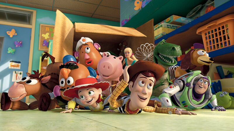 Message to men: Yes, it's okay to cry at 'Toy Story 3' | EW.com