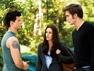 The Twilight Saga: Eclipse, The Twilight Saga, ...