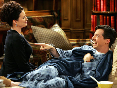 Will & Grace, Megan Mullally, ... | When the two of them were together, they took narcissism to new highs and self awareness to new lows. But along with the quips they…