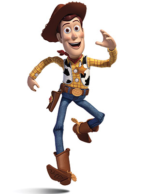 Toy Story | GOOD GUY: WOODY The star of three Toy Story films was conceived not as a vintage cowboy but as a ventriloquist's dummy in a tux.…