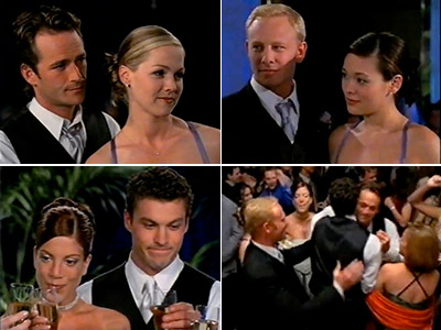 So long, West Bev. Donna and David 4 eva. The final episode of Beverly Hills, 90210 saw all of the original cast return except Douglas…