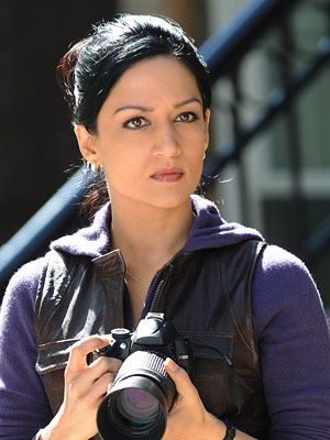 The Good Wife, Archie Panjabi | Outstanding Supporting Actress In A Drama Series Panjabi's Kalinda Sharma is full of secrets; finding them and keeping them — all while wearing short skirts…