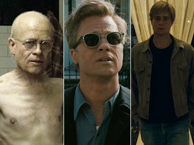 The Curious Case of Benjamin Button, Brad Pitt | Confirming the exponential increase in the sophistication of computerized effects in just a few short years, the Oscar-winning effects team managed not only to make…
