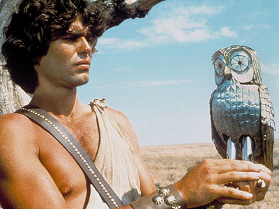 Clash of the Titans We're still trying to figure out what this incongruous clockwork owl was doing in ancient Greece, but no matter. When Perseus…