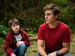 Charlie St. Cloud | BROTHERLY LOVE Charlie Tahan and Zac Efron experience a supernatural connection in Charlie St. Cloud