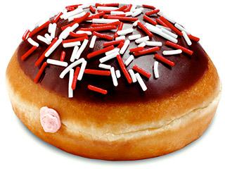 Cheerwine-Krispy-Kreme-doughnut