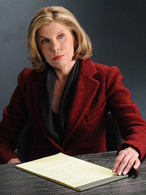 Christine Baranski, The Good Wife | Outstanding Supporting Actress In A Drama Series She won an Emmy in 1995 for her role as the wisecracking Maryann Thorpe on Cybill . As…