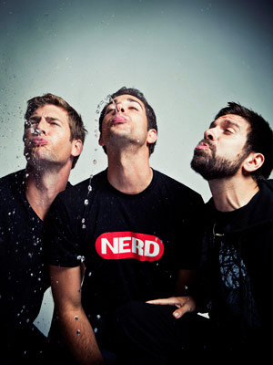 Adam Baldwin, Ryan McPartlin, ... | RYAN MCPARTLIN, ZACHARY LEVI, AND JOSH GOMEZ, Chuck