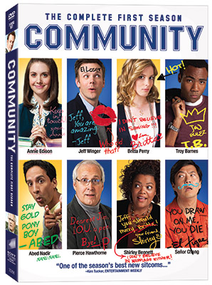 Community-DVD