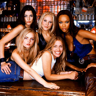 Moving on from a steady career of bar-top dancing in Coyote Ugly , a ridiculous ''film'' that everyone still watches whenever it comes on E!…