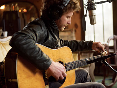 Dierks Bentley | ''I'm standing at the crossroads of Temptation and Salvation streets,'' the Nashville star laments on this bluegrass-flavored collab with Miranda Lambert and Jamey Johnson.