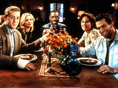 Cameron Diaz, The Last Supper | In her second big-screen role, Cameron Diaz plays one of a group of five graduate students in Iowa who decide to make the world a…