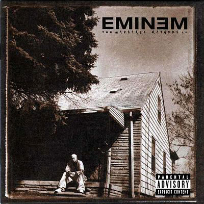 The Marshall Mathers LP, Eminem | Eminem's The Marshall Mathers LP — a much more personal effort than 1999's The Slim Shady LP — sold 1.79 million copies in the U.S.…