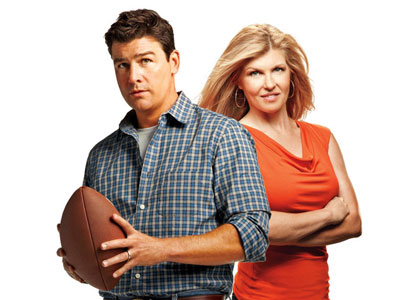 Kyle Chandler, Connie Britton | EMMY-NOMINATED SHOWS Now that the contenders have been announced, it's time to prep for the Emmy Awards telecast on Aug. 29. Head over to iTunes…