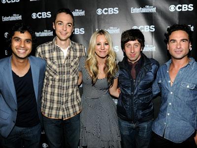 The Big Bang Theory | KUNAL NAYYAR, JIM PARSONS, KALEY CUOCO, SIMON HELBERG, AND JOHNNY GALECKI, The Big Bang Theory