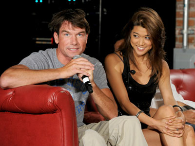 Grace Park, Jerry O'Connell | JERRY O'CONNELL, Piranha 3D , AND GRACE PARK, Hawaii Five-0