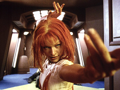 The Fifth Element, Milla Jovovich | While Jovovich may be better known these days for Resident Evil (the new installment, ''Afterlife,'' hits screens this weekend), it was the model-turned-actress' work in…