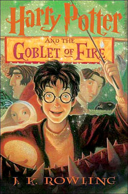 Harry Potter and the Goblet of Fire | The fourth Potter novel was the darkest yet, forcing poor Harry to contend with Death Eaters run amok and the loss of a major character.…