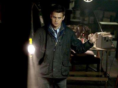 Hayden Christensen | Are you afraid of the dark? Then steer clear of Hayden Christensen's latest film, Vanishing on 7th Street , which premieres Sept. 12 at the…