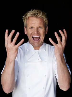 Gordon Ramsey, Hell's Kitchen | Hell's Kitchen recap: In the land of the bline, the one-eyed man wishes everyone weren't blind The camera cut away, but I imagine the fellows…