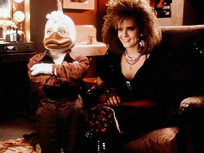 Howard the Duck, Lea Thompson | Just kidding.