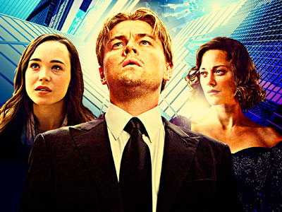 Inception | INCEPTION Are you ready for summer's trippiest blockbuster? Director Christopher Nolan and star Leonardo DiCaprio present this mind-blowing thriller (rated PG-13) about a thief who…