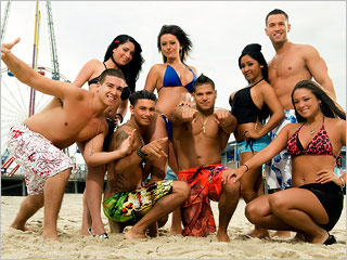 Jersey Shore | BEAT DA BEAT with the cast of Jersey Shore