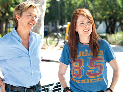 The Kids Are Alright | THE KIDS ARE ALL RIGHT Actually, they're more than all right in this funny, moving R-rated drama about a lesbian couple (Annette Bening and Julianne…