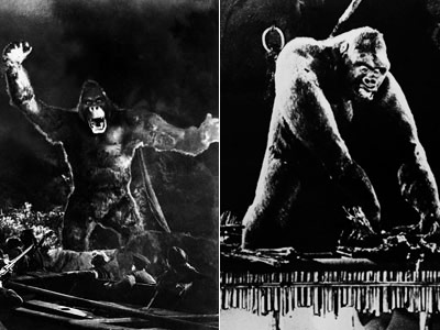 KING KONG (1933) and MIGHTY JOE YOUNG (1949) Building upon his experience crafting the stop-motion dinosaurs of The Lost World , Willis O'Brien brought the…