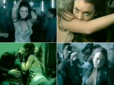 Lindsay Lohan | LOW Music career (2004-2005) She better hold off on adding those hyphenates to her job description. Lindsay's debut disc, 2004's Speak , proved mildly promising…