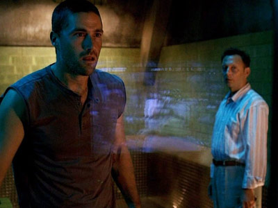 Lost, Matthew Fox, ... | ''The Glass Ballerina'' (Season 3, Episode 2) Jack's face when Ben showed him the Red Sox winning the World Series captured both a real-world astonishment…