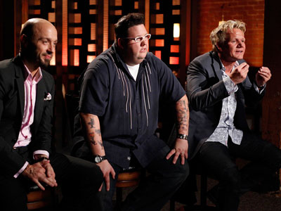 Gordon Ramsey | MasterChef recap: Mmmm, beer cheese soup So even though there are some flaws in Ramsay's new show MasterChef , it's a genuine treat to see…