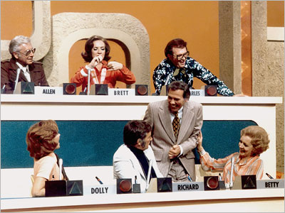 MATCH GAME Fans adored this celebrity matching game primarily for its bawdy humor and banter between host Gene Rayburn and beloved panelists such as Charles…
