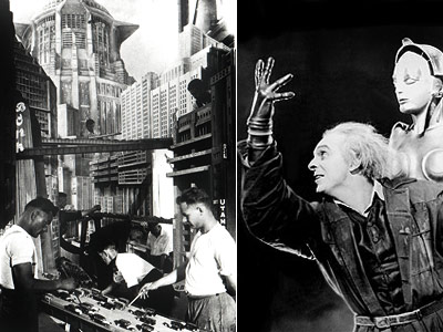Metropolis | Here's some irony for you: Director Fritz Lang's sprawling sci-fi epic — one of the most expensive films ever made up until that point —…