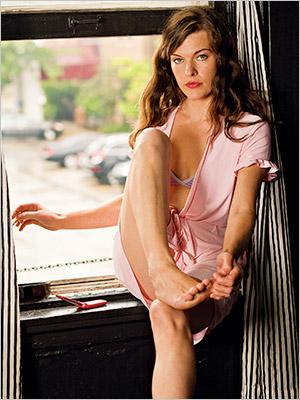 Milla Jovovich | Stone follows a prison inmate (Norton) who uses his wife (Milla Jovovich) to manipulate his conservative parole officer (De Niro). Adds director John Curran, ''It's…