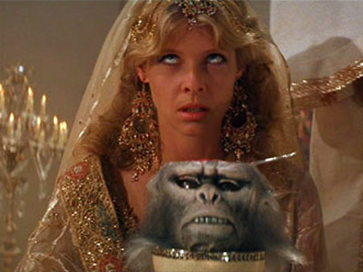 Indiana Jones and the Temple of Doom | Two words: Monkey brains. Check, please!