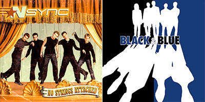 *NSYNC's No Strings Attached was 2000's top-selling album, but with Black & Blue , the Backstreet Boys became the first artists ever to have back-to-back…