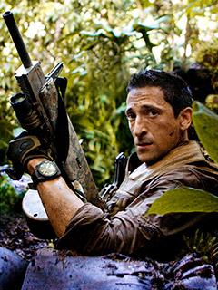 Adrien Brody, Predators | HE AIN'T GOT TIME TO BLEED Adrien Brody in Predators