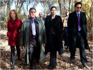 Rizzoli & Isles Sasha Alexander, Bruce McGill, Chris Butler, Angie Harmon, Lee Thompson, and Billy Burke
