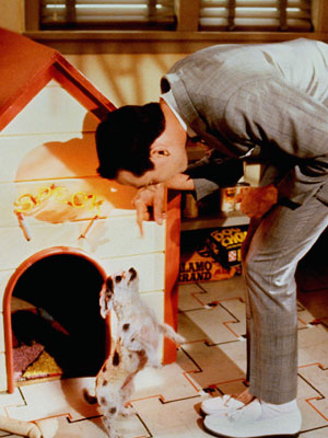 Pee-wee's Big Adventure What can I say? Speck is tiny and spotted (hence the name), and also the absolute cutest thing in Pee-wee's house —…