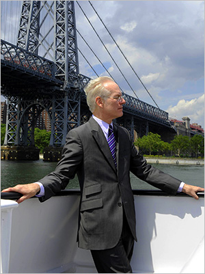 Tim Gunn, Project Runway | TIM GUNN on Project Runway Hey, I'd love to skip a ''Make it work'' reference, but the style guru is constantly working it! — AW
