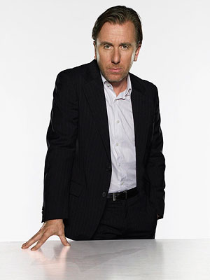 Lie to Me, Tim Roth | TIM ROTH as Cal Lightman on Lie to Me It's absolutely no lie that cocky behavioral expert Lightman and his swagger give his usual open-collared…