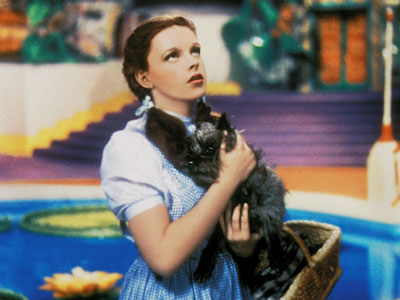 The Wizard of Oz, Judy Garland | The Wizard of Oz There's a reason why the most quotable line from The Wizard of Oz is ''I'll get you, my pretty, and your…