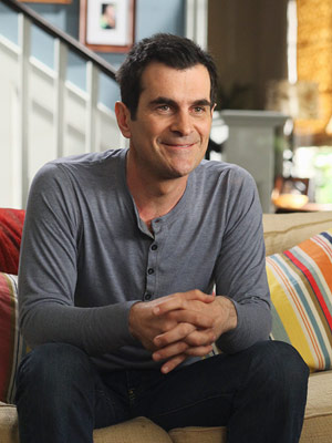Modern Family, Ty Burrell | (Votes received: 380; 2%) ''Phil Dunphy... He is a little, well, goofy may be an understatement, but he is such a loving spouse and dad,…