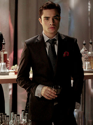 Gossip Girl, Ed Westwick | ED WESTWICK as Chuck Bass on Gossip Girl Possibly the most overdressed high school student (not that we mind) in the history of television, Chuck…